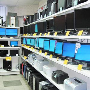 Компьютерные магазины Уральска