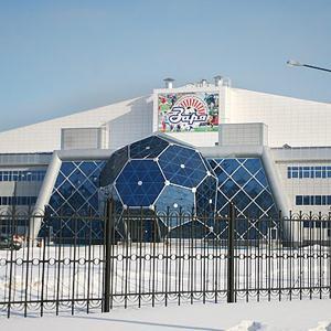Спортивные комплексы Уральска